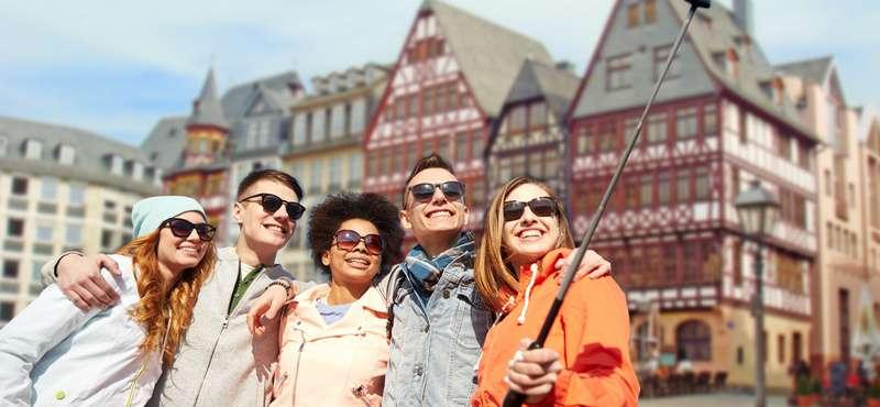 """CityGames Frankfurt: Bei der """"Classic Tour"""" lernt ihr Frankfurt kennen"""