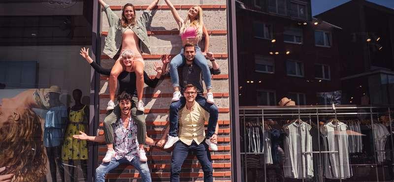 CityGames FFM: Party in Frankfurt